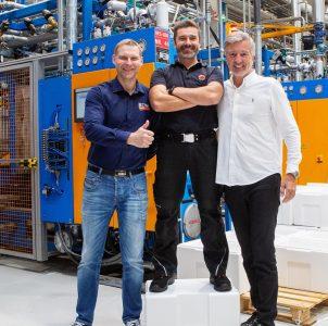 Віха: 28.11.2019 – Перші успішні випробування упаковки із 100% переробленого EPS