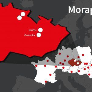 Поглинання чеського виробника упаковки Morapal